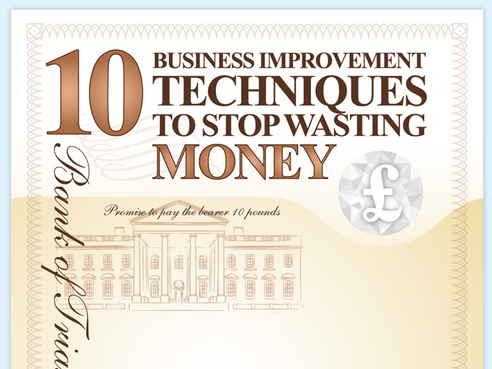 10 techniques to stop wasting money